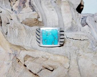 Turquoise Ring RF827