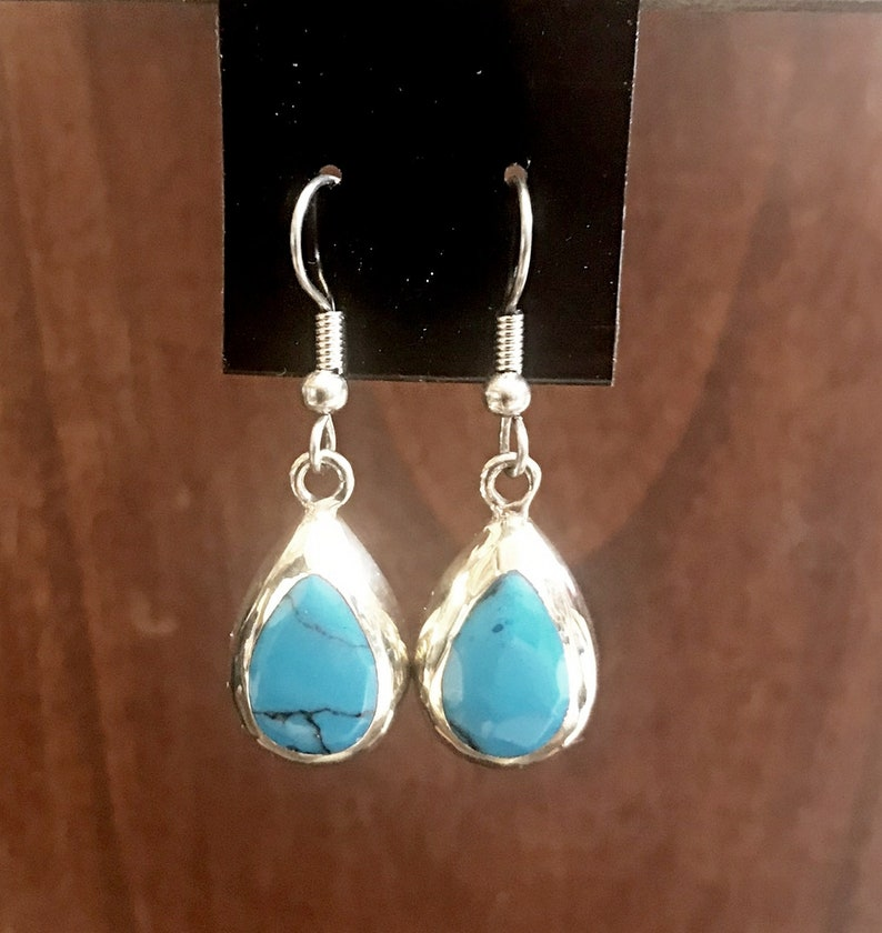 Fashion Earrings Silver Plated PGM104 image 0