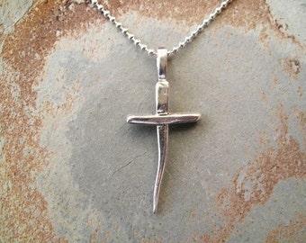 Cross in Sterling Silver RF269