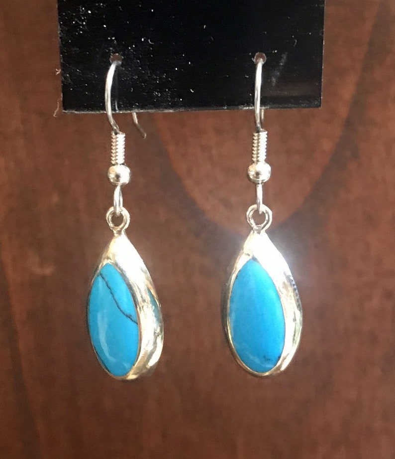 Fashion Earrings Silver Plated PGM105 image 0