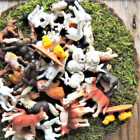Bulk Miniature Farm Animal Babies, Farm Animal Figurines