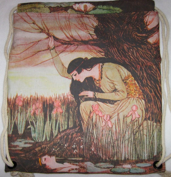 Marsh Kings Daughter 1922 Backpack Tote Canvas Custom Print