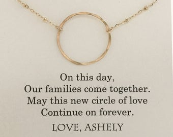 mother of the groom necklace mother of the groom gifts etsy