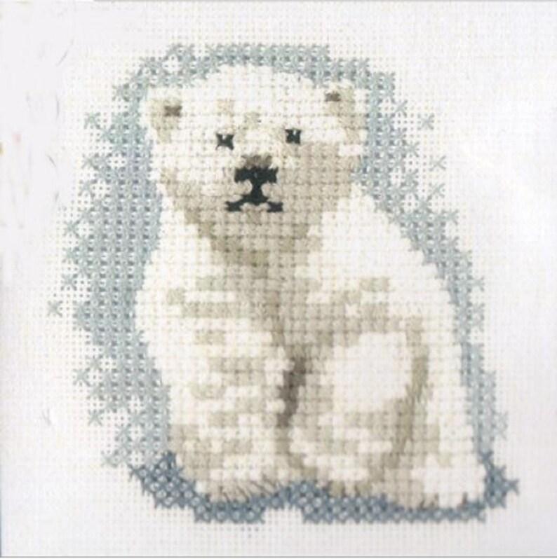 Heritage Crafts Little Friends Hedgehog Cross Stitch Kit
