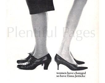 181e76e3d236f Ladies shoe ad | Etsy