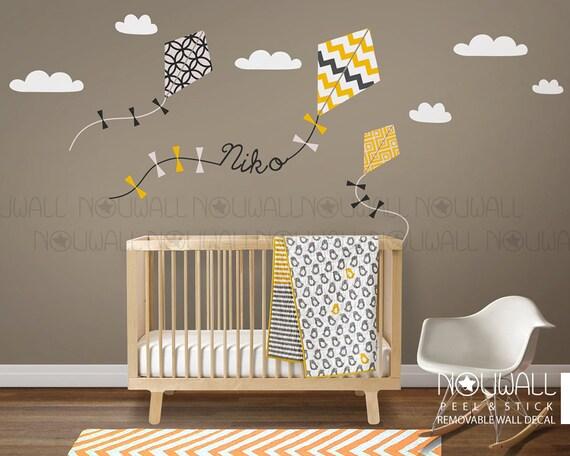 Giraffe Wall Decals Animal Wall Decals Wall Murals Bedroom Kids Wall Decals