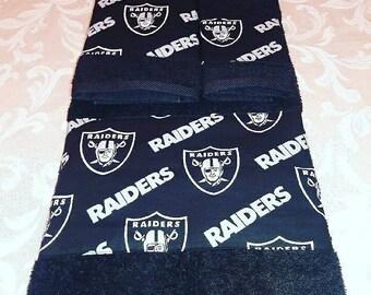 Oakland Raiders  Bath Towel Set   All Teams Available