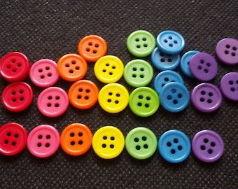 Crafting Various Colours// Designs//Sizes Mixed Buttons UK Seller Sewing