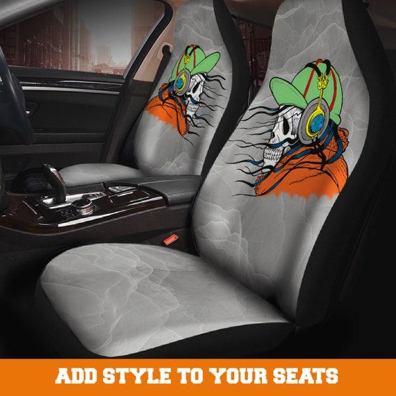 Skull Car Seat CoverVehicle CoverCar AccessoriesCustom