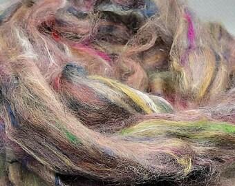 Sari Silk Sliver Multicolor