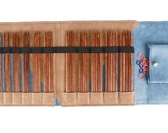 Ginger - DPN set, Knitters Pride Double Pointed Needles for socks set