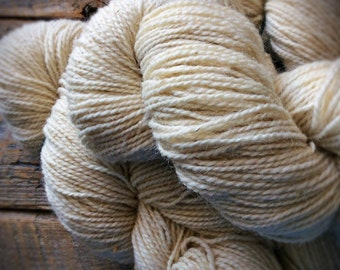Peace Fleece - Antarctica White yarn