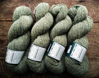 Peace Fleece - Anna's Grasshopper Knitting Yarn
