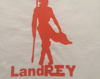Jedi Rey inspired Star Wars Tee shirt Custom made and personalized with name