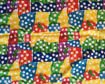 VHC Very Hungry Caterpillar fabric 44 x 36 yard