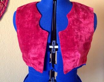 ca4eea151 Belly Dance Crop Vest