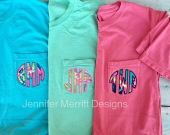 e07f407b6f8 Monogrammed shirt