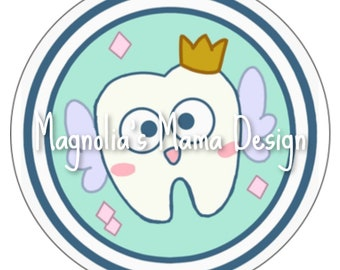 Tooth Fairy Stickers