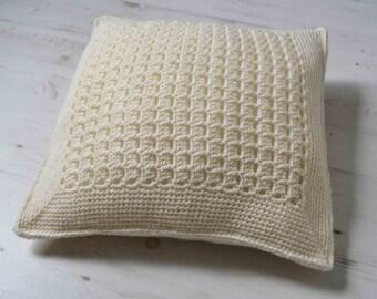 KAIT, Crochet pillow pattern, pdf