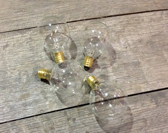 Replacement 5v Clear Bulb (Set of 4)
