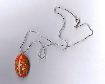 Citrus Pendant Necklace