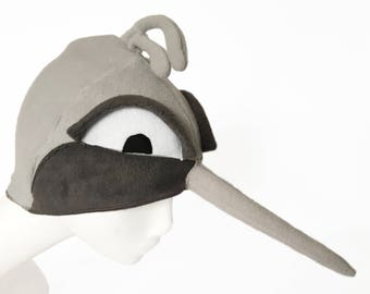 Mosquito Hat, Gag Gift, Bug, Funny, Silly