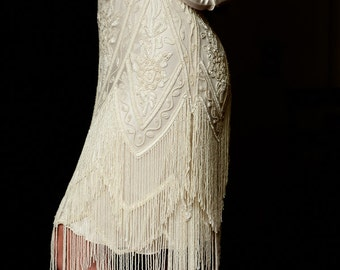 1920s wedding dress etsy junglespirit Choice Image
