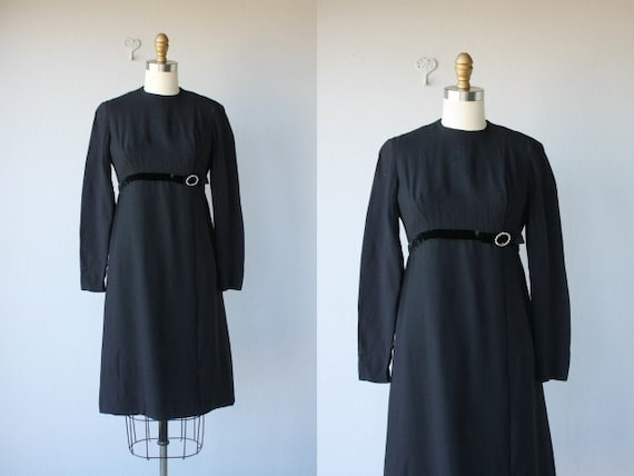 60 Cocktail Dress | 1960s Black Dress | 60s Party
