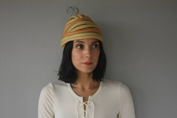 Vintage 1960s Christian Dior Turban | Christian D… - image 6