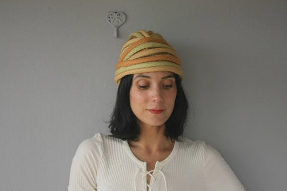 Vintage 1960s Christian Dior Turban | Christian D… - image 2
