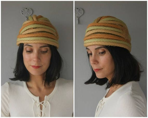 Vintage 1960s Christian Dior Turban | Christian D… - image 1