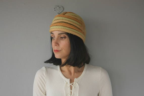 Vintage 1960s Christian Dior Turban | Christian D… - image 7