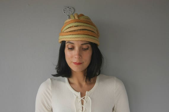 Vintage 1960s Christian Dior Turban | Christian D… - image 5