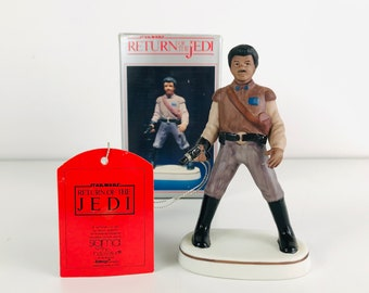 1996 Kenner Toys Star Wars Collector Pack Han Solo and Lando Clarissian NIP Sam/'s Club Exclusive Featuring Chewbacca