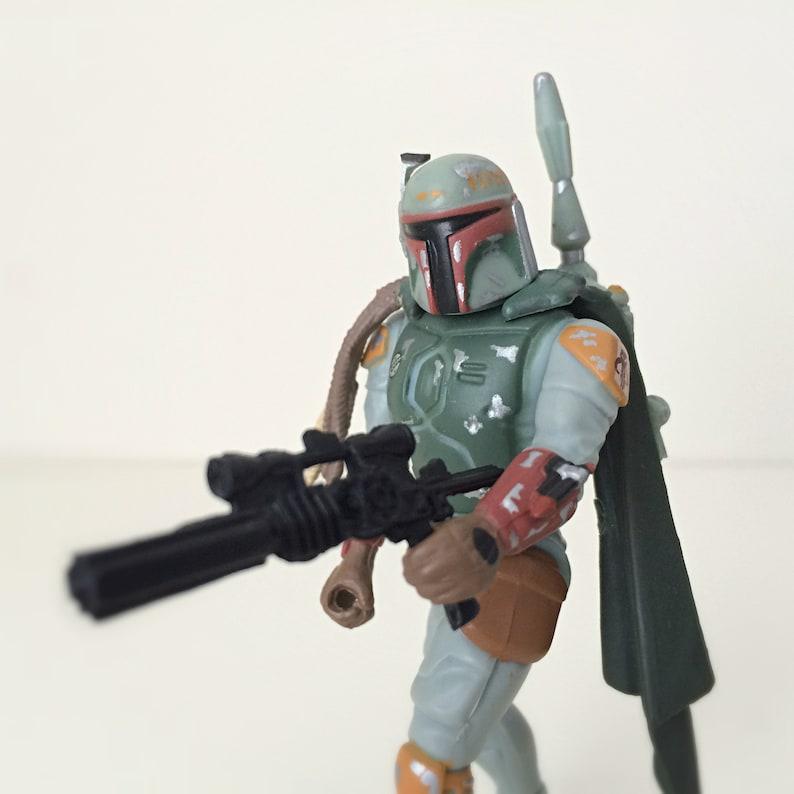 08bb7c321d Boba Fett Star Wars Action Figure Star Wars Gift for Men 90s