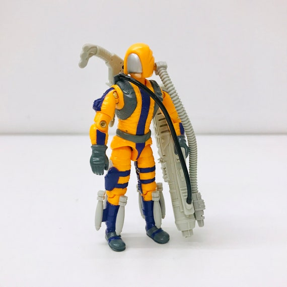 1983 Destro Backpack Wrong Color Vintage Weapon//Accessory GI Joe