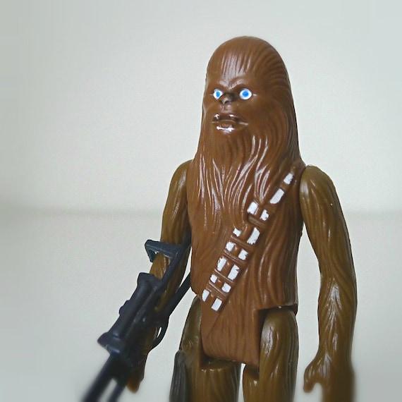 1977 Star Wars Chewbacca Action Figure, Starwars G