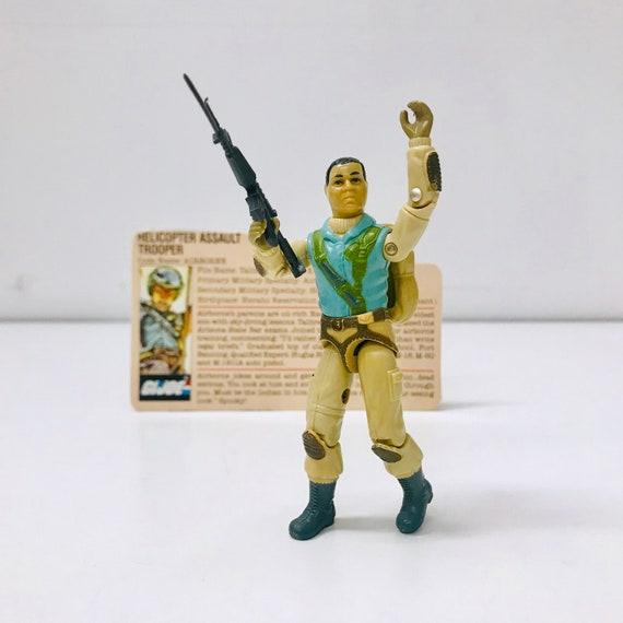 GI Joe Weapon Airborne Backpack 1983 Original Figure Accessory