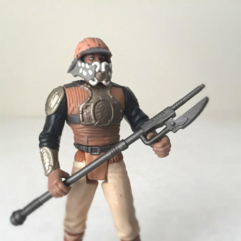 """STAR Wars il VINTAGE COLLECTION 3.75/"""" Lando Calrissian Skiff Guard Figura"""