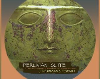 PERUVIAN SUITE CD MP3 Download
