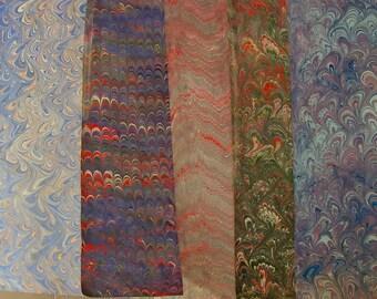 5 /  cm 50 X 70   Italy   hand  marbled paper,  handmarmorpapier ,papier  marbrè,  ebru - A020