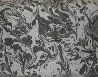"""Italia pittura di carta marmorizzata a mano,SIGNED carta marmorizzata, cm 70 x 100 , 27,3"""" X 39"""" , - p024N FIRMATO"""