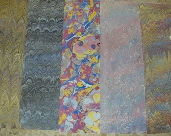 5/cm 50 X 70 Italia carta marmorizzata a mano, carta marmorizzata, papel marmolado, legatoria, - A033