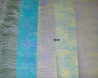 5/cm 50 X 70 carta marmorata a mano, Italia papel marmolado, marmorpapier, papier marbrè, ebru - B016