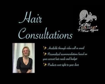 Hair Consultations