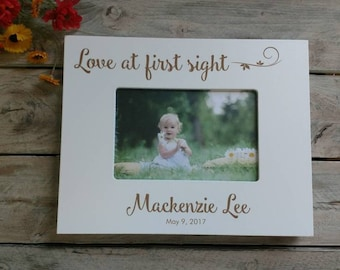 Personalized Baby Picture Frame, Christmas Gift Baby Frame, Personalized Baby Frame, Newborn Baby Gift, Newborn Gift, Baby Gift
