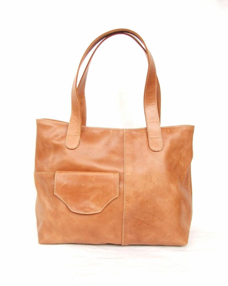 Women work bag women leather bag Women shoulder bag leather  34bd2ec70c457