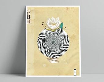 Wonderful World II - Art Print