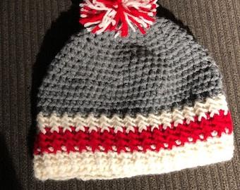 Winter Hat Work Sock Hat Handmade 551adcfb760