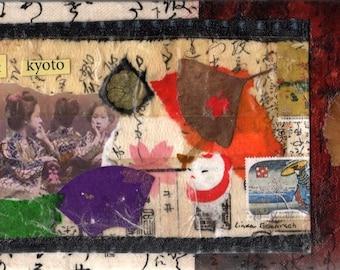 Original Art - Nostaljic Kyoto